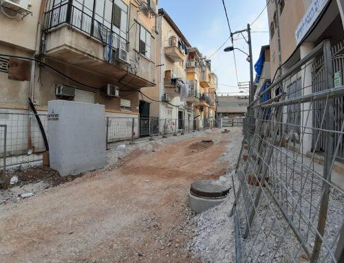 רחוב דורון תל אביב